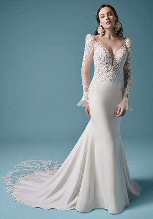 Maggie Sottero NIKKI Sheath Wedding Dress