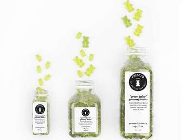 "Sugarfina and Pressed Juicery's ""Green Juice"" Gummy Bears"