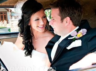 The Bride Laura Nibberich, 26, an interior designer at Arcturis The Groom Mark Meyer, 27, a staffing manager at Kelly Services The Date August 7  Thou