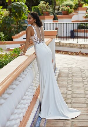 Moonlight Tango T939 Mermaid Wedding Dress