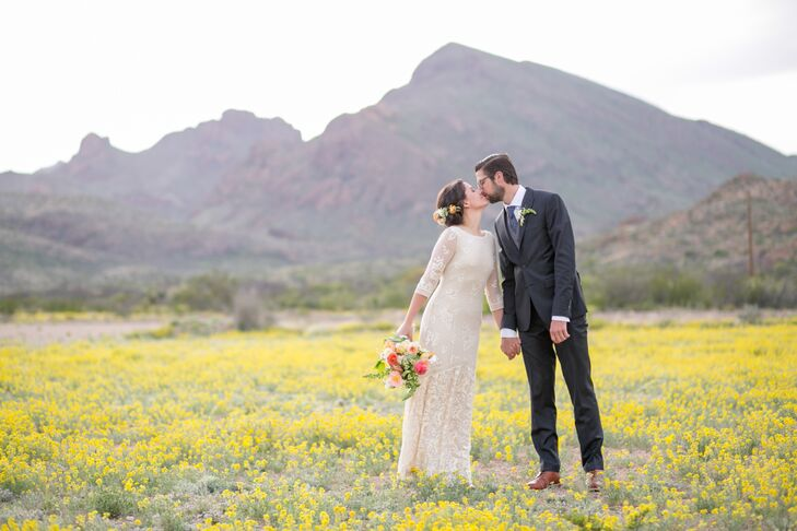 Dramatic natural scenery? Check. Remote destination? Check. Unique to Texas? Absolutely, y'all! Valerie Wolf (27 and a florist and owner of Davy Gray)