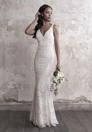 Madison James MJ461 Sheath Wedding Dress