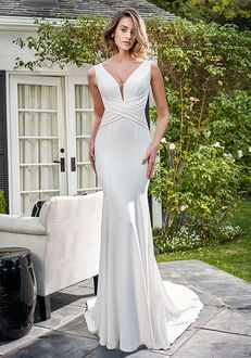 Jasmine Bridal F221055U Mermaid Wedding Dress