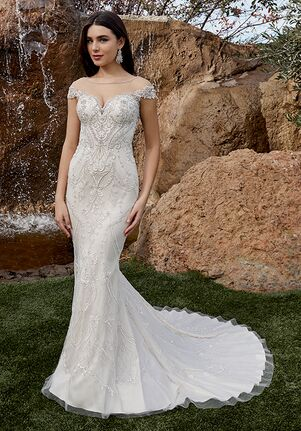 Casablanca Bridal 2426 Sophia Mermaid Wedding Dress