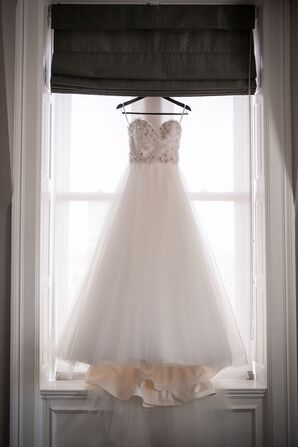 Ball Gown Wedding Dress from Tara Keely by Lazaro