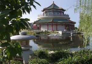 Pagoda Garden Tea House U0026 Gallery