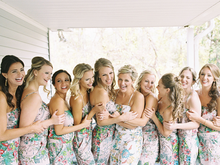 How Many Bridesmaids Should You Have? Here's Our Take