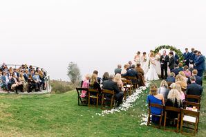 Waterfront Ceremony at Point 16 in Big Sur