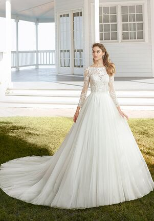 Rosa Clará CARINA Ball Gown Wedding Dress