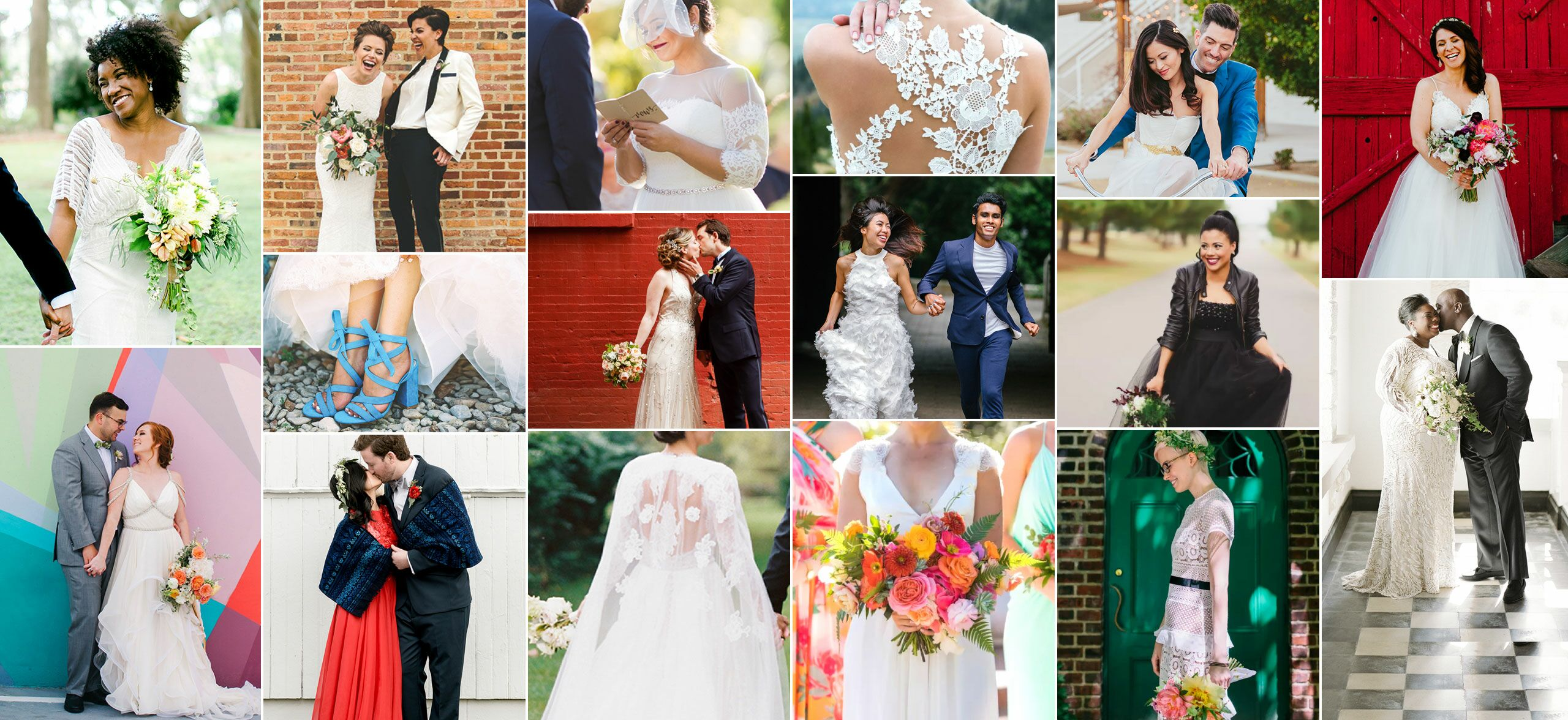 Wedding Dress Styles - Wedding Dress Quiz - The Knot