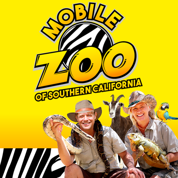 Mobile Zoo Of Southern California - Animal For A Party - Palm Springs, CA