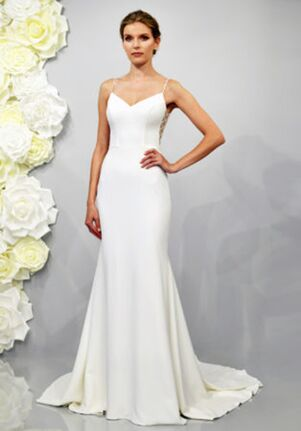 THEIA 890642 Mermaid Wedding Dress