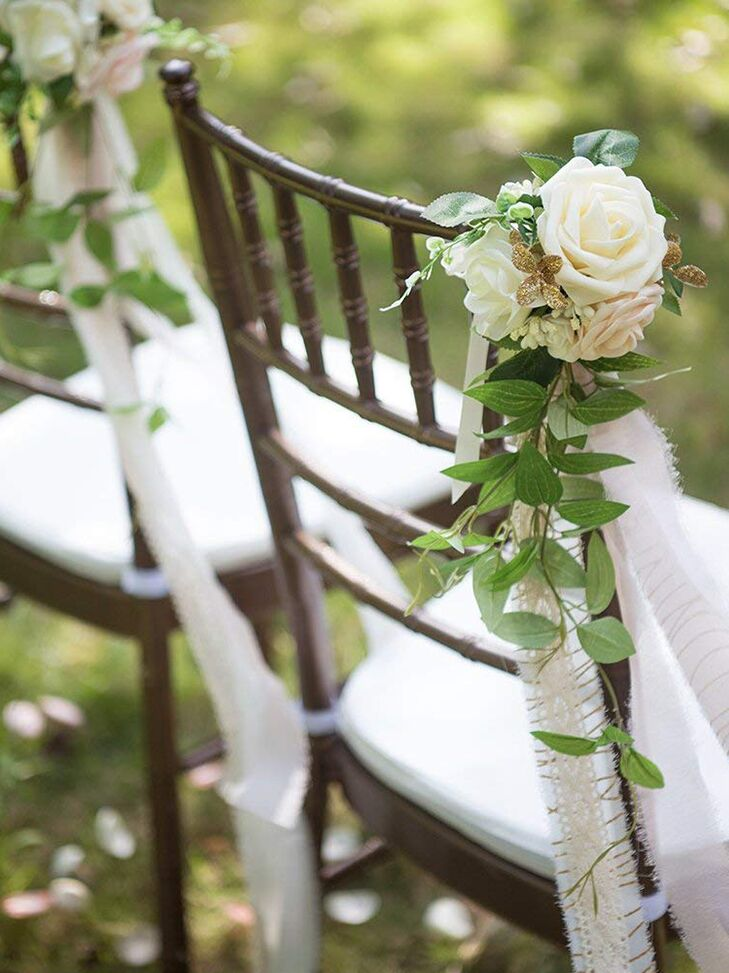 28 Beautiful Wedding Aisle Decorations And Ideas