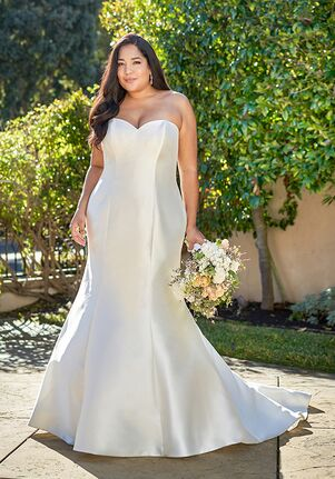 Jasmine Bridal F221054N Mermaid Wedding Dress