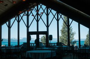 Edgewood Tahoe Reception Venue