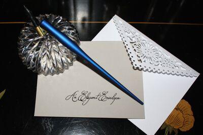 An Elegant Envelope