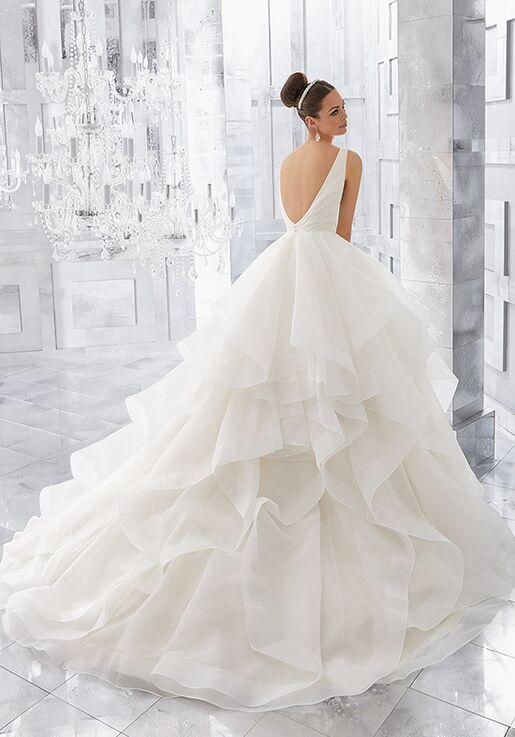 Morilee by Madeline Gardner/Blu Milly | 5577 Ball Gown Wedding Dress