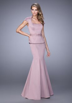 La Femme Evening 21666 Mother Of The Bride Dress
