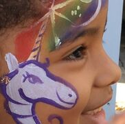 Northampton, MA Face Painting | ZapDazzle Studio Face Painting