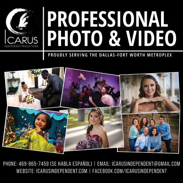 Icarus Independent Productions - Videographer - Richardson, TX
