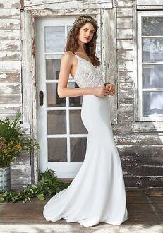 Lillian West 66032 Sheath Wedding Dress