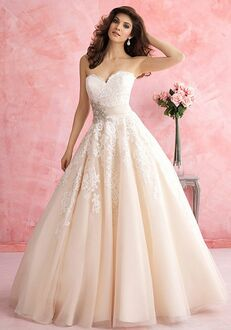 Allure Romance 2809 Ball Gown Wedding Dress