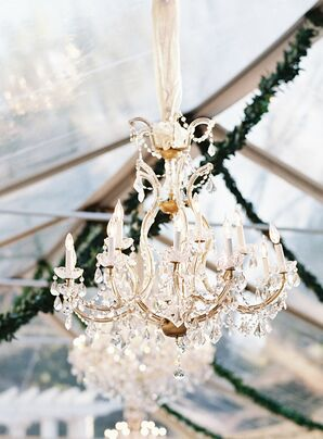 Outdoor Tent Chandeliers