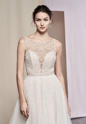 Justin Alexander Signature Dahlia A-Line Wedding Dress