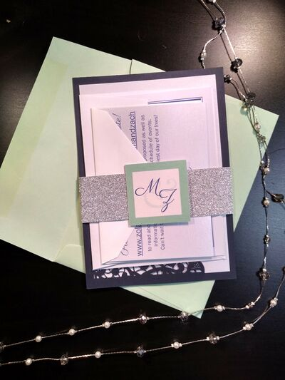 Invitations Paper In Indianapolis The Knot