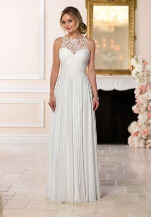 eedf864fa2c Halter Wedding Dresses