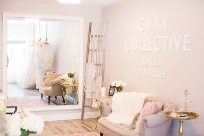 Gray Collective Bridal
