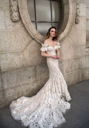 Stephen Yearick KSY173 Mermaid Wedding Dress