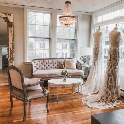 Modern Vintage Bridal