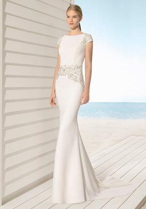 Aire Beach Wedding UMA Mermaid Wedding Dress