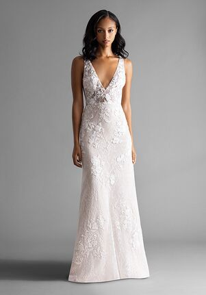 Ti Adora by Allison Webb Devany Sheath Wedding Dress