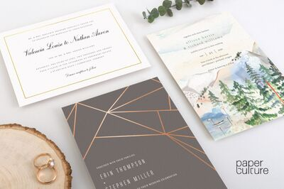 Invitations Paper In New York Ny The Knot