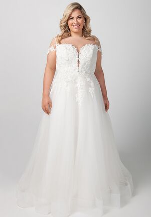 Michelle Roth for Kleinfeld KenzieXS-C Wedding Dress