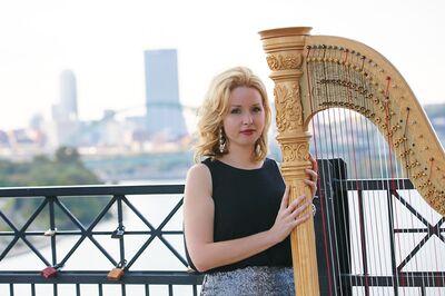 Sound of Elegance Harpist, Marissa Knaub Avon