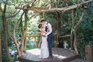 Arrowhead Pine Rose Cabins Resort Weddings
