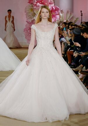 Ines Di Santo Grace Ball Gown Wedding Dress