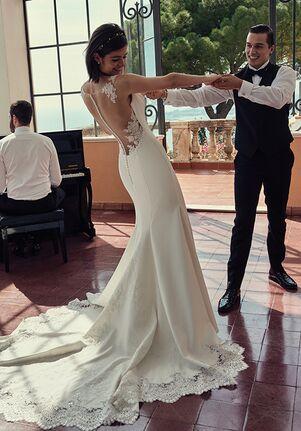 Justin Alexander 88126 Mermaid Wedding Dress