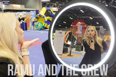 Ra-Mu & The Crew || YOUR CAPE COD MIRROR BOOTH CO.