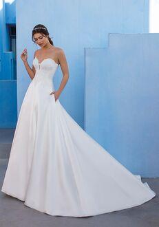 WHITE ONE PALLIDA A-Line Wedding Dress