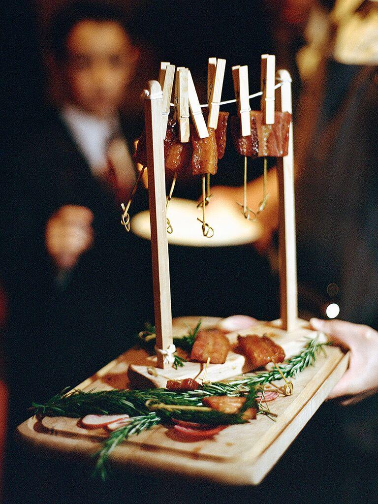 21 Gourmet Wedding Food Ideas For Your Reception Menu