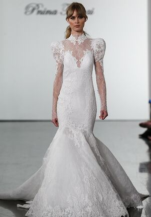 Pnina Tornai for Kleinfeld 4723 Mermaid Wedding Dress