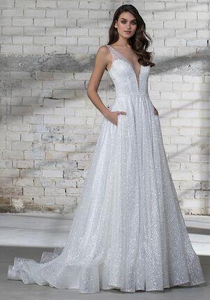 LOVE by Pnina Tornai for Kleinfeld 14693 A-Line Wedding Dress