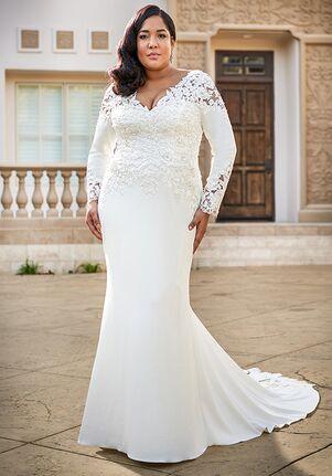 Jasmine Couture T222053N Mermaid Wedding Dress
