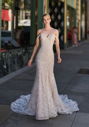 Val Stefani VIRGO Mermaid Wedding Dress