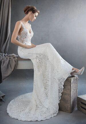 Lazaro 3609 Mermaid Wedding Dress
