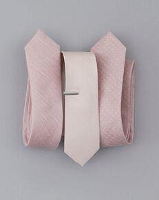 The Tie Bar Wedding Accessories Blush Wedding Accessories Pink Tuxedo